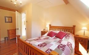 Bedroom 3 – Top Floor
